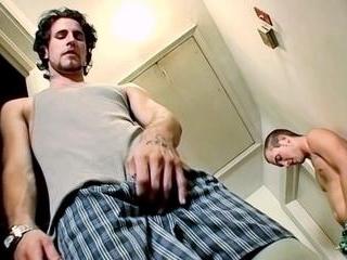 Chain Initiates Jacob with his Cum - Chain &am