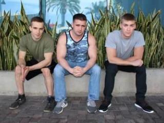 Mathias, Blaine Jameson & Donte Thick