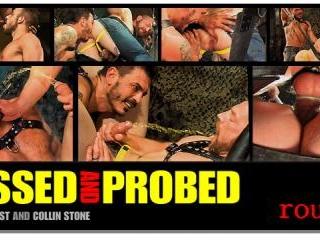 Pissed and Probed: Scene 1: Collin Stone & Adam He