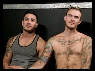Christian Wilde & Hunter Vance - Interview