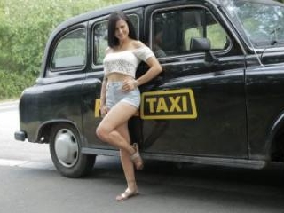 Time To Party in Billie\'s Taxi