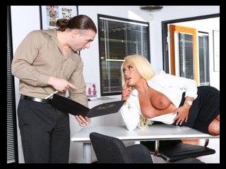 Big Tit Office Chicks