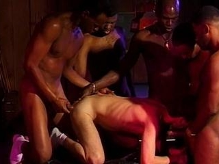 White Boi Gang Banged By Black Dick - Andre Bolla