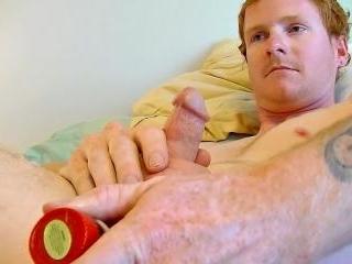 Ass Play With Smooth Bi John - John