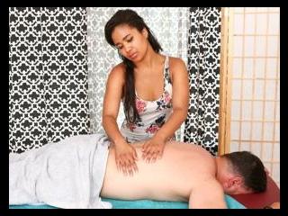 Asian Strip Mall Massage #02