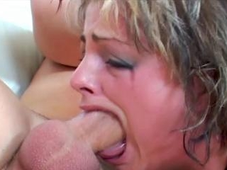 Tight Slut Gets an Anal Creampie