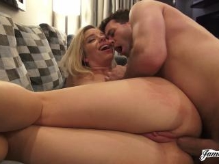Trisha Parks Spends The Night With James Deen