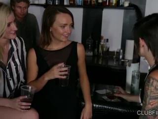 Carmen Callaway with Nikki Hearts and Skylar Green