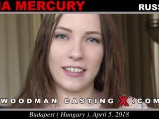 Lina Mercury casting