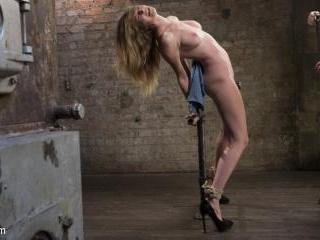 Brutal Predicament Bondage, Relentless Torment, an