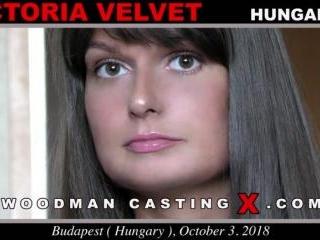 Victoria Velvet casting
