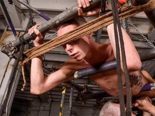 Milking Out His Cum Load - Max London & Sebastian