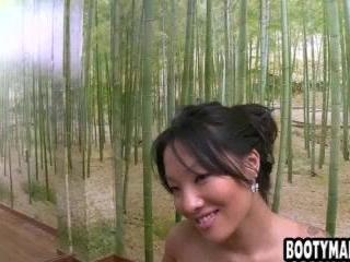 Asian Star Asa Akira Blowjob Training