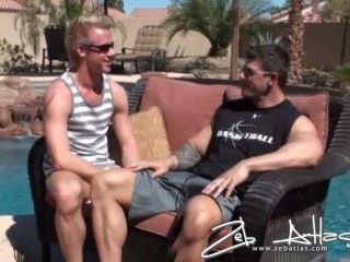 Chris on Zeb\'s Auditions