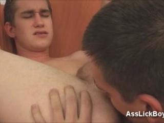Ass Lick Boys - Derek and Jordan
