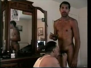 Sucking Enrique Dry
