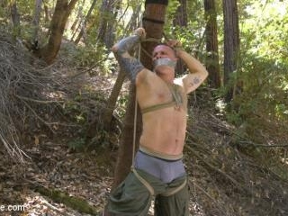 Hard Woods: Max Cameron Suspended and Tormented in