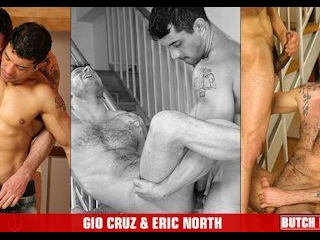 Gio Cruz, Eric North