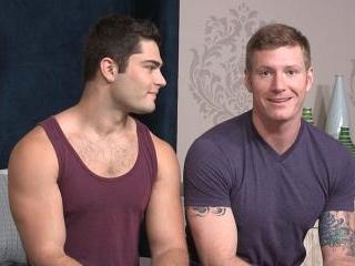 David & Tanner: Bareback