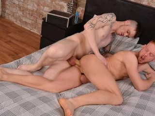 The Lust For Big Dicks! - Andro Maas And AJ Alexan
