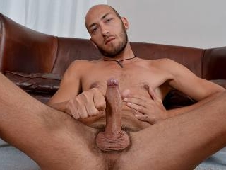 Spanish Hunk Dominic Is Ready To Impress - Dominic
