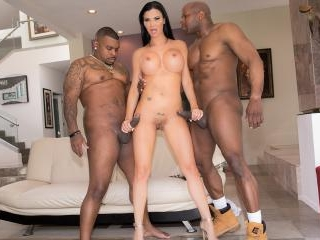Jasmine Jae Gets Split Open By Prince & Ricco In A