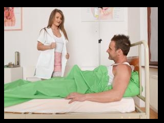 Nurse Silvia\'s Special Treatment