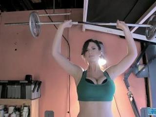 Lana Kendrick - Workout Hottie 2