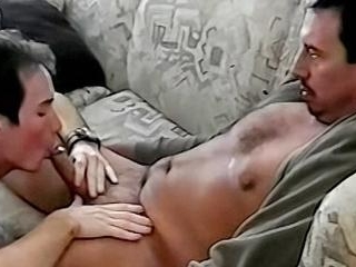 Daddy, His Twink Suck Cock