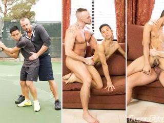 Tennis Match & 30 Love