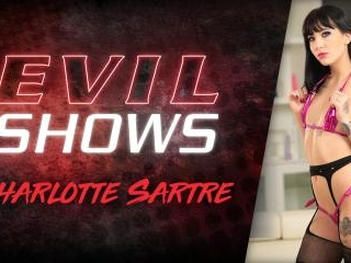 Evil Shows - Charlotte Sartre