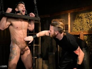 Stocked and Cocked: Seth Santoro Beaten and Fucked