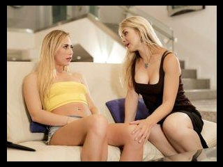 Lesbian Babysitters #14