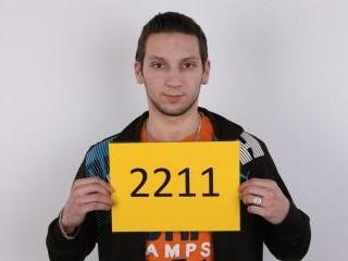 CZECH GAY CASTING - TOMAS (2211)