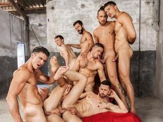 Sense 8 : A Gay XXX Parody Part 5