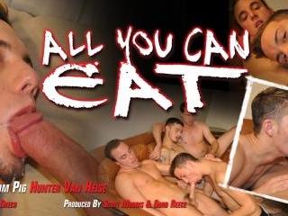 All you can eat - Hunter Van Heise Sucks Austyn On