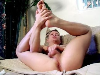 Socks On Some Cummy Feet - Micah Andrews