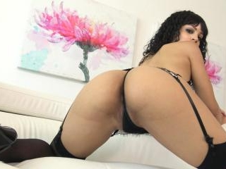 Black Booty Worship #4 - Amethyst Banks