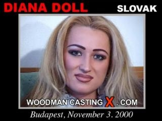 Diana Doll casting