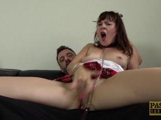 Kinky redhead milf loves a hard fuck