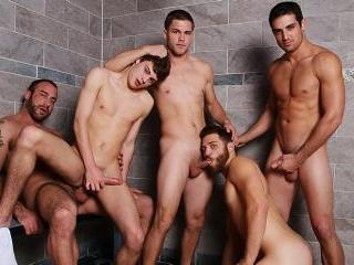 Jizz Shower