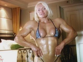 Female Hard Body - Brigita Brezovac