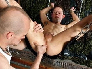 Face Fucked With A Cummy Cock - Ethan Oliver And K