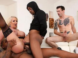 Watching My Mom Go Black - Alura Jenson