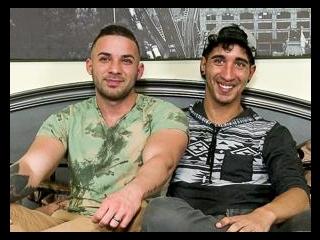 JD Ryder & Fernando Del Rio - Backstage