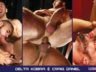 Delta Kobra, Craig Daniel