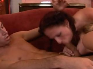 Hotties Gianna Michaels and Misti May double team