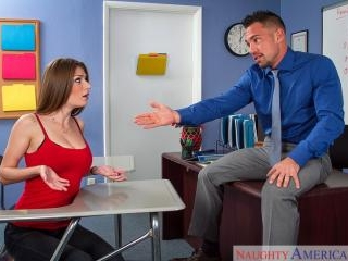 Naughty Bookworms - Dillion Carter & Johnny Castle