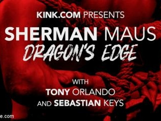 DRAGON\'S EDGE: Newcomer Sherman Maus Gets Balls &