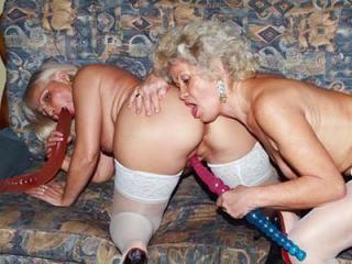 Sexy Older Women Francesca and Erlene